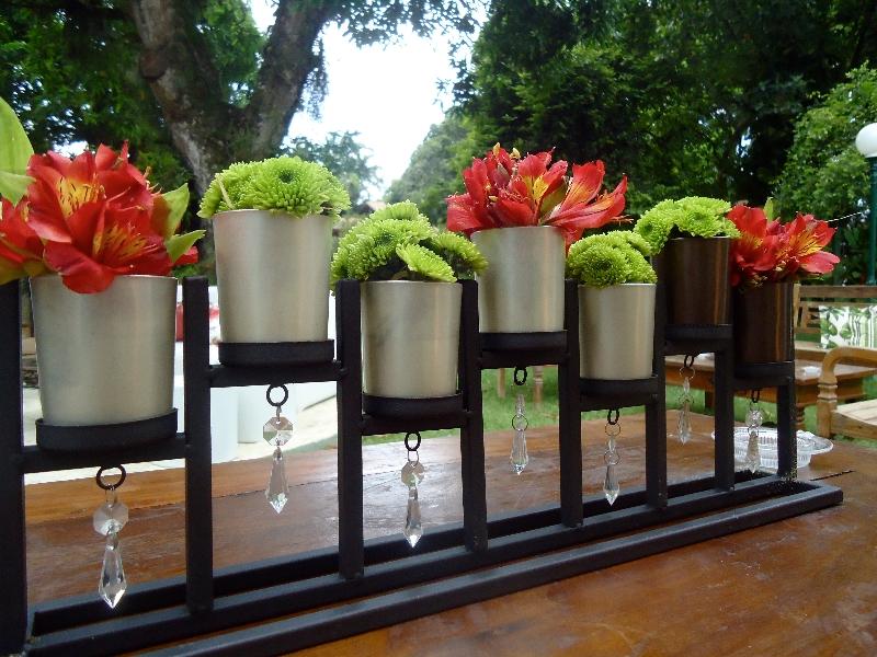 Decoraç u00e3o de festa com flores Veja dicas e inspire se! -> Decoração De Flores Festa