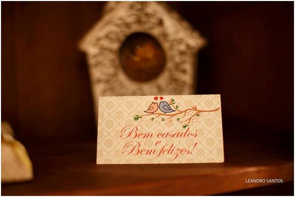 Cartões De Casamento: Cartões De Agradecimento Para Presentes De Casamento