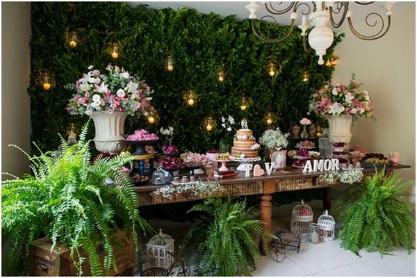 Decora o de casamento estilo proven al casuarinas - Provence mobiliario ...