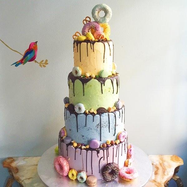 Engagement Cake Stencils Uk