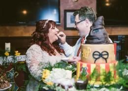 Festa de casamento temática