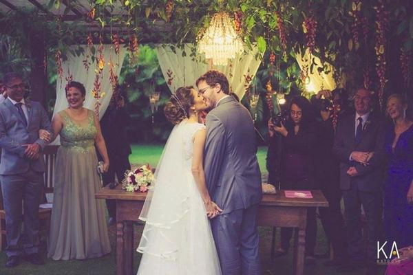 Pesquisa confirma que casar faz bem para saúde