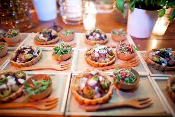 Cardápio mini degustação para casamentos