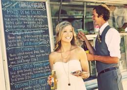 Food Truck é tendência para casamento