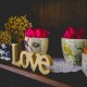Peças DIY para casamento