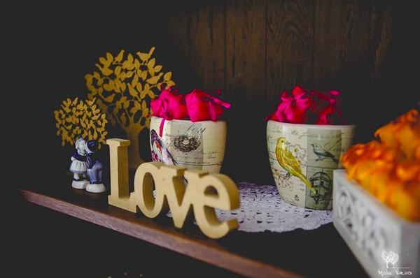 Vale a pena investir em peças DIY para casamento