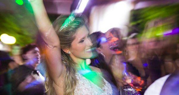 Lembrancinhas de casamento para a pista de dança