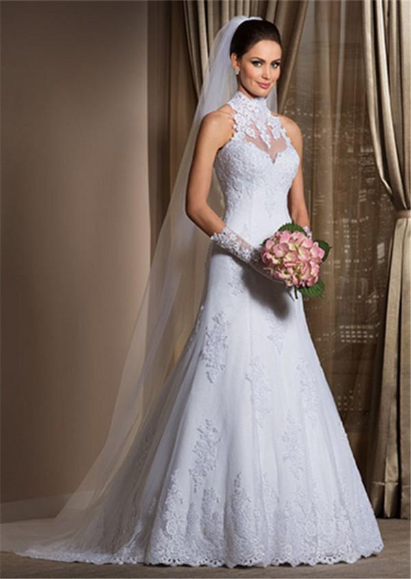 Vestido de noiva 2018