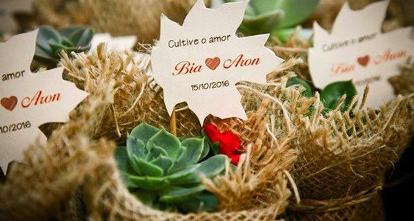 Tendências para decoração de casamento em 2018