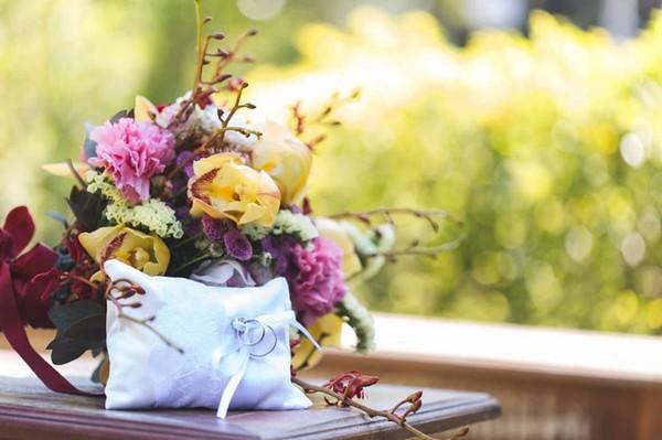 Estações do ano para cada flor