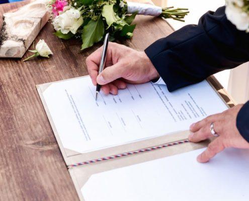Saiba o que precisa para o casamento no cartório